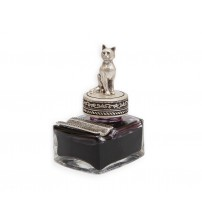 Чернильница кошка (CLM19F)
