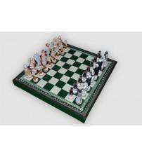"Шахматные фигуры  - ""Gettysburg nord-sud"" (small size) / ""Битва при Геттисберге"" (SP94)"