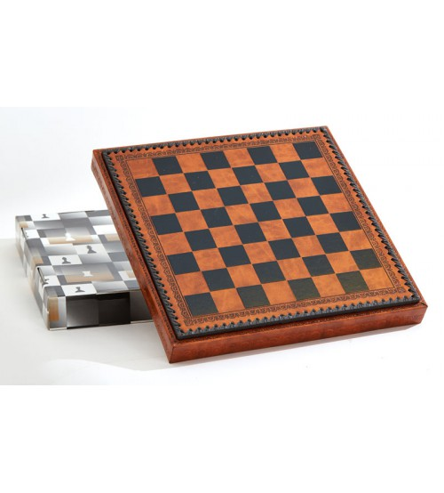 Box marrone / Коричневая доска-бокс (коричневый) (CD35)