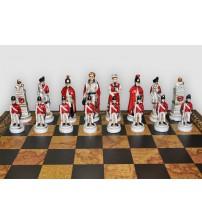 "Шахматные фигуры - ""Battaglia di Waterloo"" (medium size) / ""Битва при Ватерлоо"" (SP23-55)"