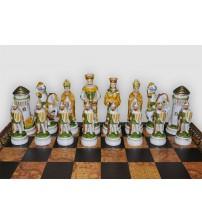 "Шахматные фигуры - ""Giostra medievale"" (big size) / ""Средневековый рыцарский турнир"" (SP12)"