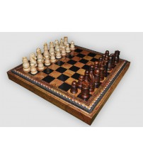 "Шахматные фигуры - ""Classica"" (small size) / ""Классика""  (S21)"