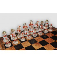 "Шахматные фигуры - ""Impero ming battaglia cinese"" (small size) / ""Империя Мин"" (SP28)"