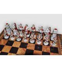 "Шахматные фигуры - ""Battaglia Romani barbari"" (small size) / ""Бой римлян с варварами"" (SP3435)"