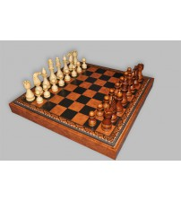 "Шахматные фигуры - ""Classica"" (medium size) / ""Классика"" (S16)"