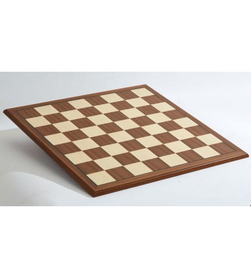 Шахматная доска-дерево (натуральное дерево) (SL03)