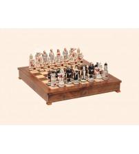 "Шахматные фигуры  - ""Gettysburg nord-sud"" (medium size) / ""Битва при Геттисберге"" (SP89)"